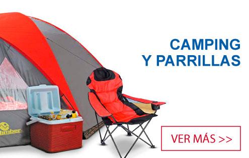 Camping y Parrillas