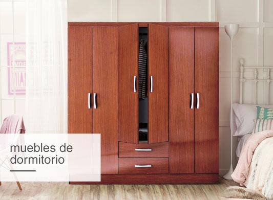 Muebles Para Sala Dormitorio Y Oficina Sodimac