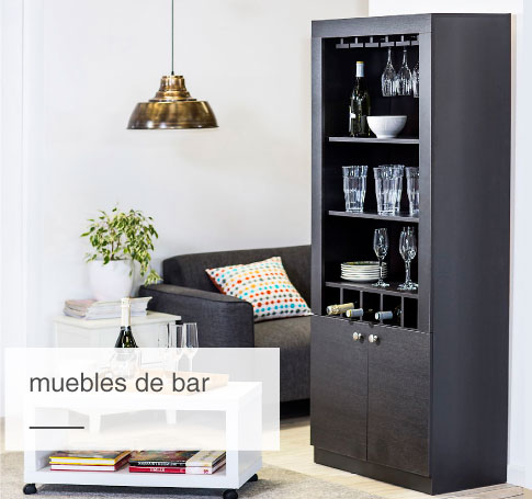 Mueble de bar moderno buscar con google bar in 2018 for Modelos de muebles modernos para living