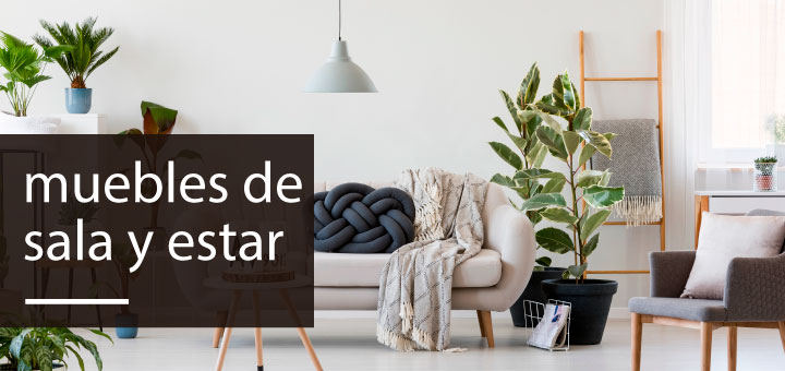 Muebles de sala | Sodimac