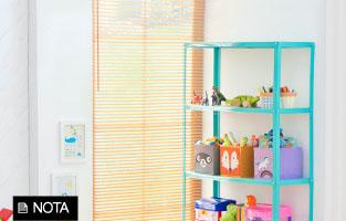 Estantes: ordena, decora y dale un nuevo look a tu casa