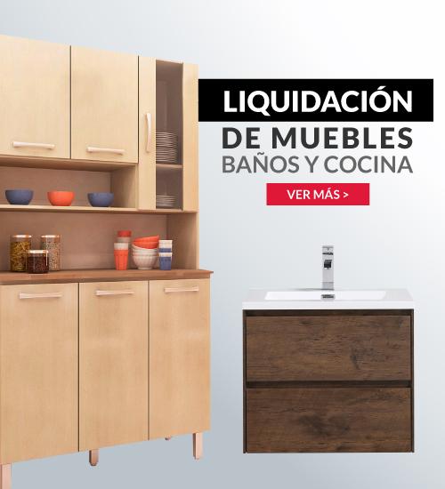 Muebles de cocina | Sodimac