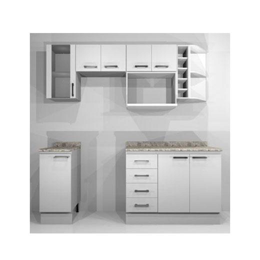 Cocina modular Bianco | Sodimac