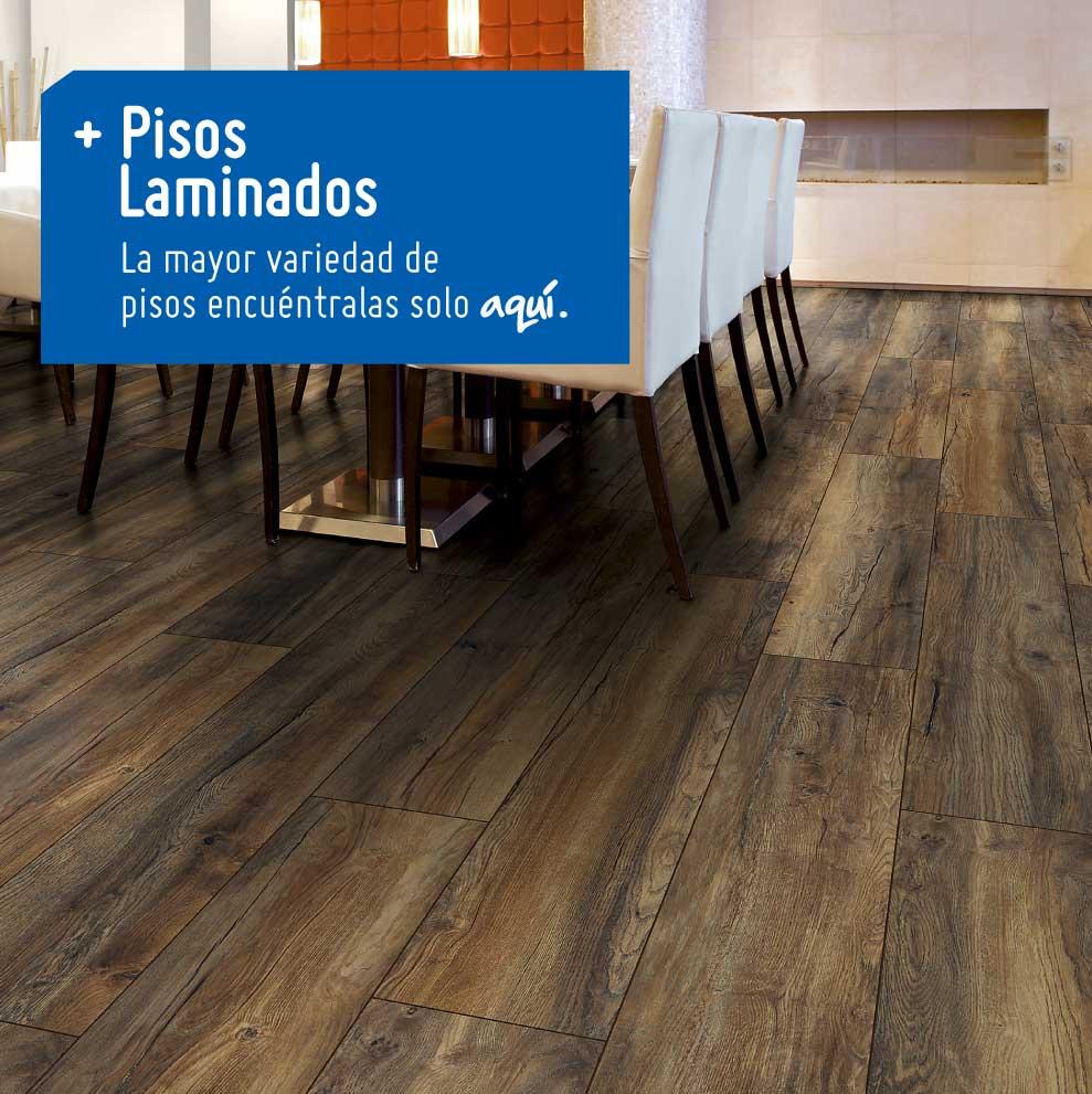 Pisos laminados sodimac for Precios de pisos ceramicos