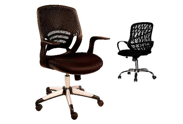 Silla oficina columbia fabulous latest sillas oficina for Sillas ergonomicas sodimac