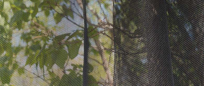 Guía de mallas mosquiteras