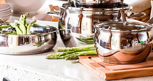 ¿Cómo elegir ollas y sartenes para tu cocina?