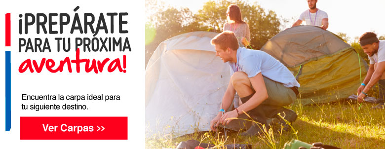 Guía de camping