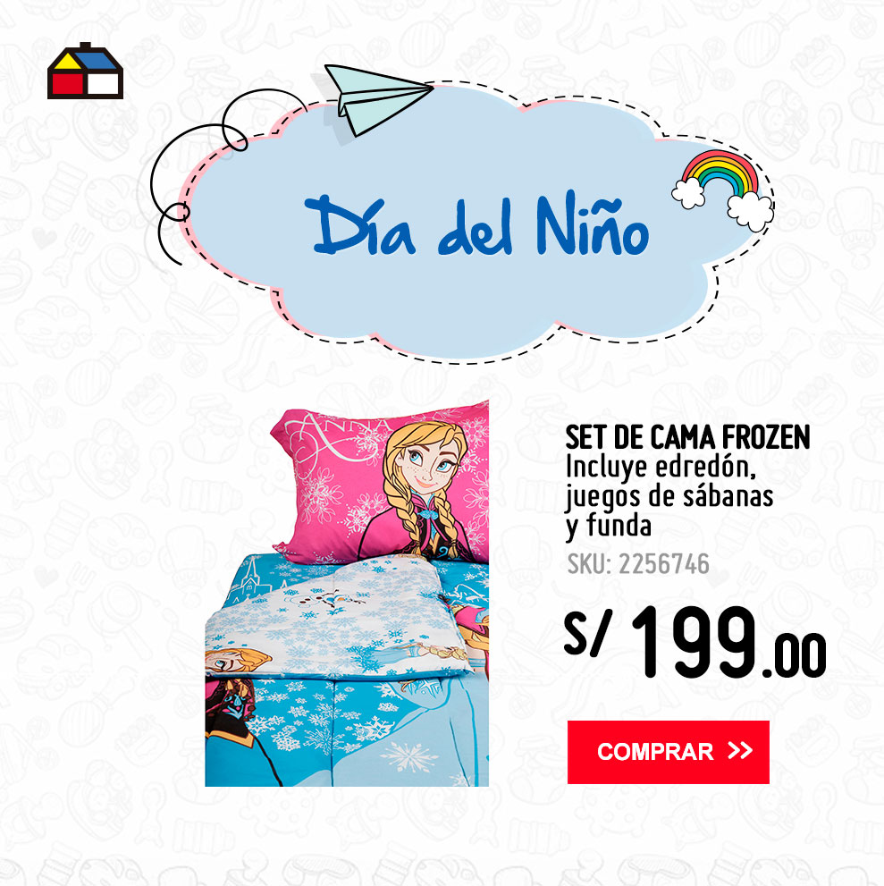 Set-de-cama-Frozen