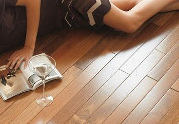 piso de madera precio m2