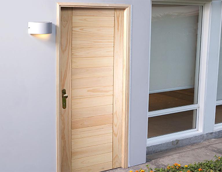 Puertas A Medida Instaladas Sodimac Com Pe