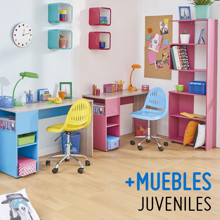 Muebles juveniles con las mejores colecciones de im genes for Marcas de muebles juveniles