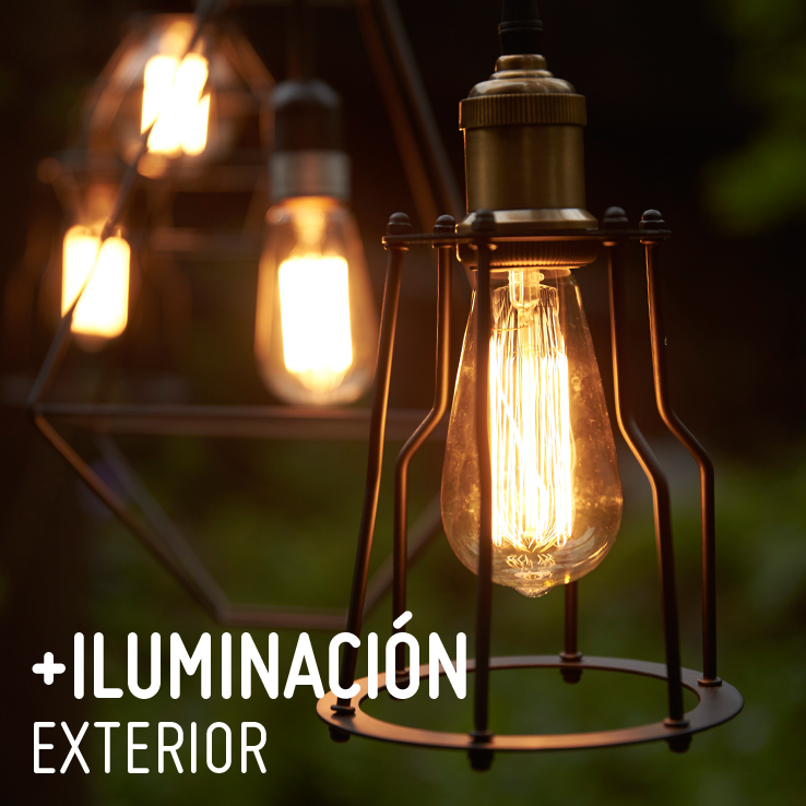 Iluminacion led exterior jardin gallery of with - Lamparas de jardin exterior ...