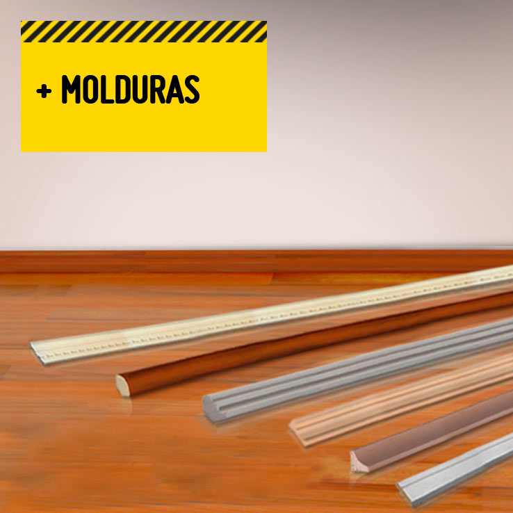 Molduras de madera para techos awesome moldura cuarto for Molduras de madera para pared