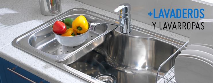 Muy dulces lavaderos de cocina cocinas muy dulces for Amoblamientos de lavaderos