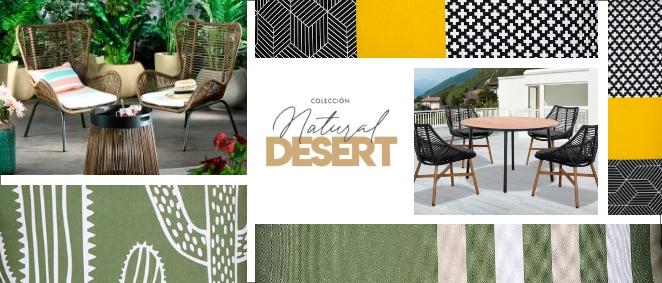 Fondo colección Natural Desert