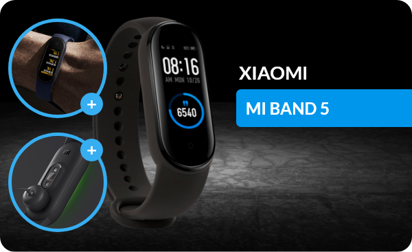 Pulsera Inteligente Mi Band 5