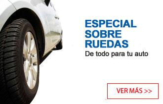 Especial sobre ruedas